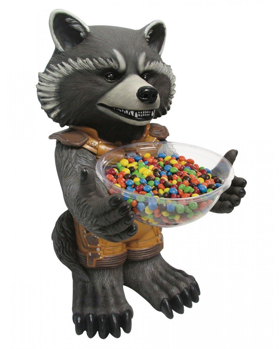 GUARDIANS OF THE GALAXY - Porte-Bonbons - ROCKET 50 cm