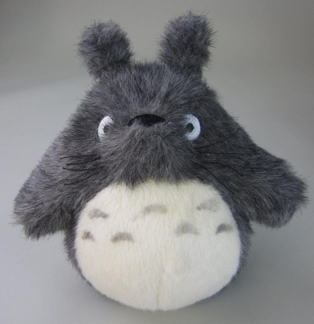 STUDIO GHIBLI - Peluche Big Totoro - 25cm