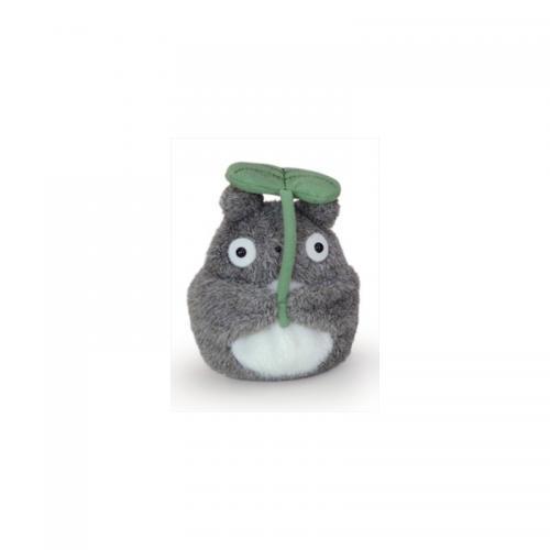 STUDIO GHIBLI - Totoro & sa feuille - Peluche 13cm