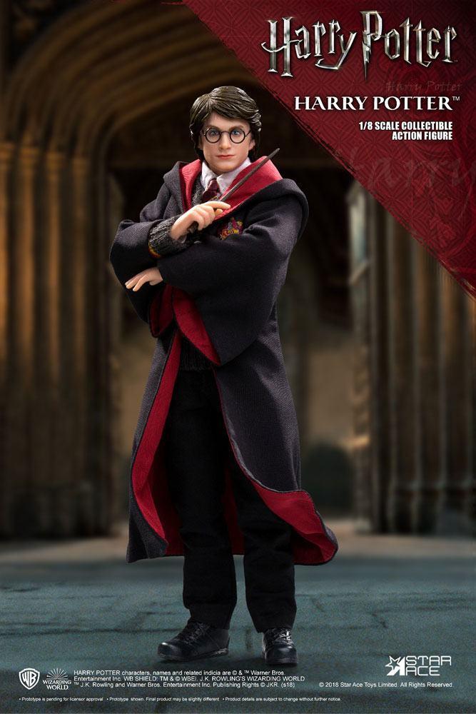HARRY POTTER - Movie Figures 1/8 - Harry Potter 2.0 Uniform - 23cm