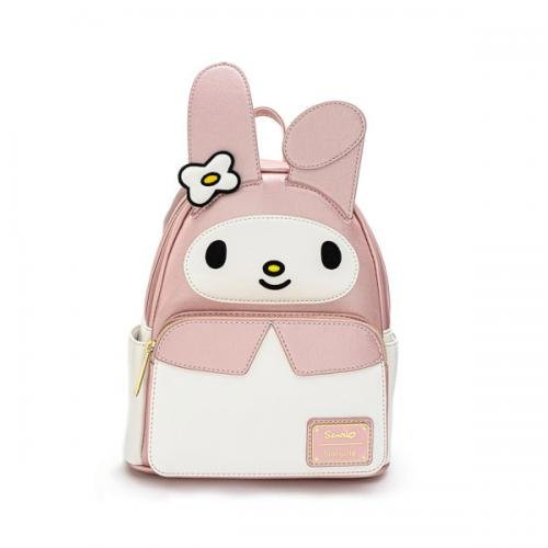 HELLO KITTY - My Melody - Mini sac à dos 'LoungeFly'