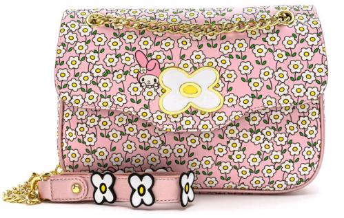 HELLO KITTY - My Melody Flower Field - Sac 'LoungeFly'