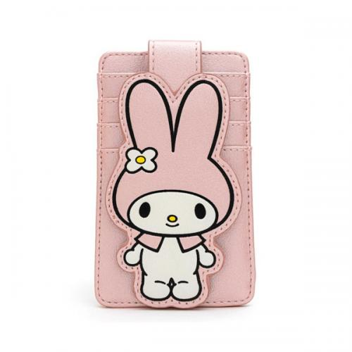 HELLO KITTY - My Melody - Porte-cartes 'LoungeFly'
