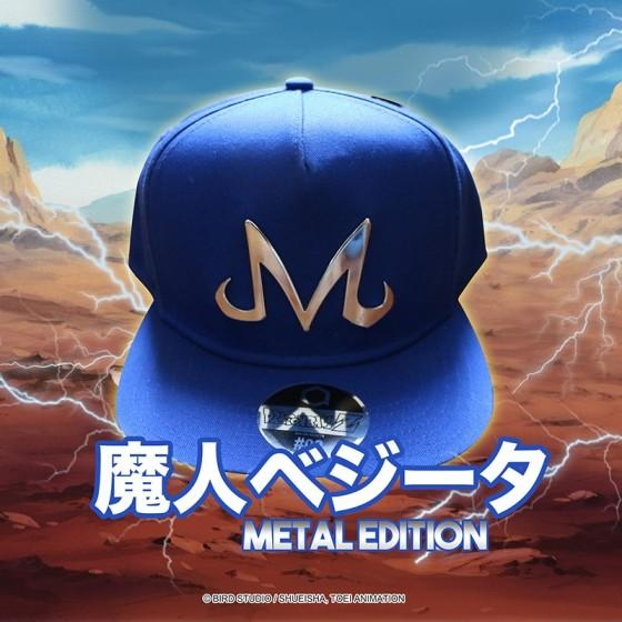 DRAGON BALL - Casquette METAL EDITION - Majin Vegeta