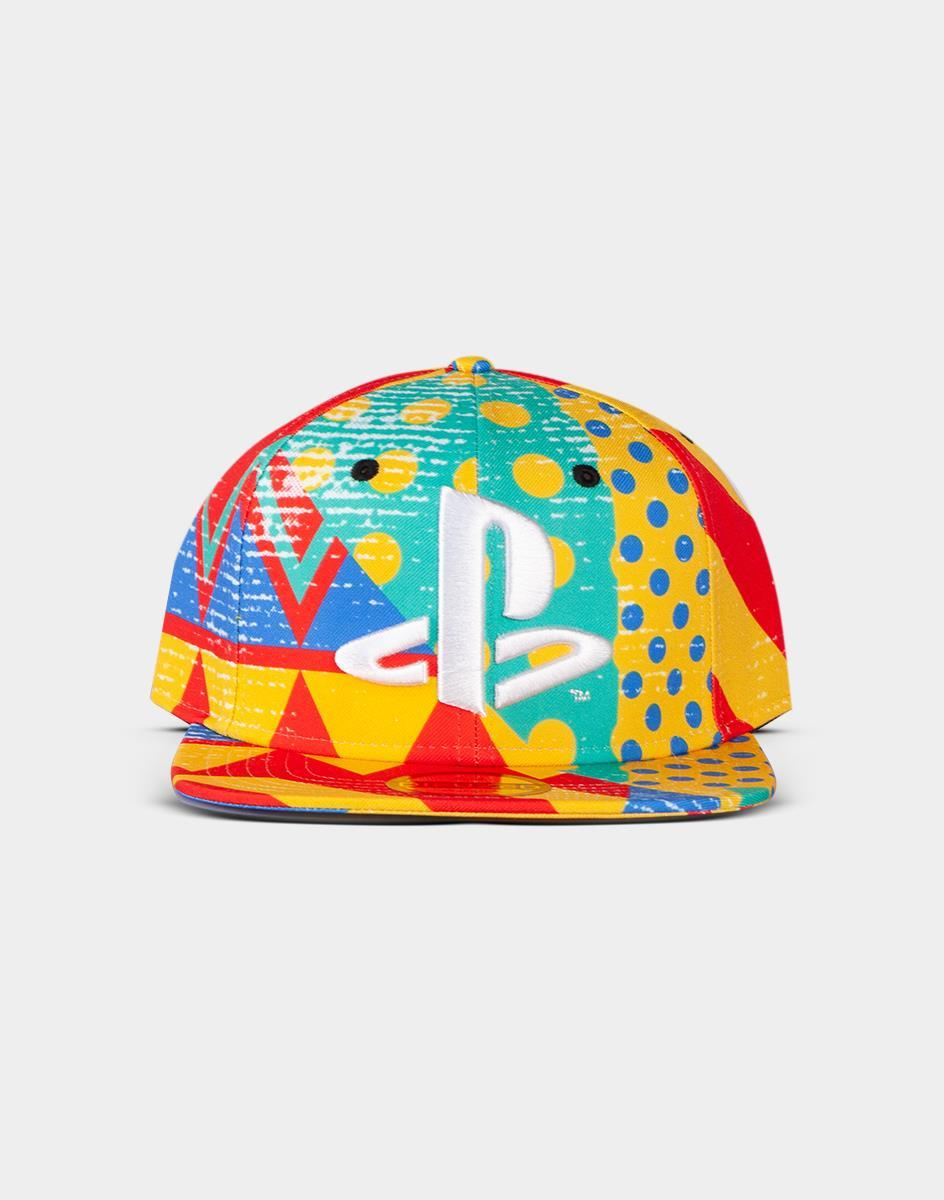 PLAYSTATION - All Over - Casquette_1