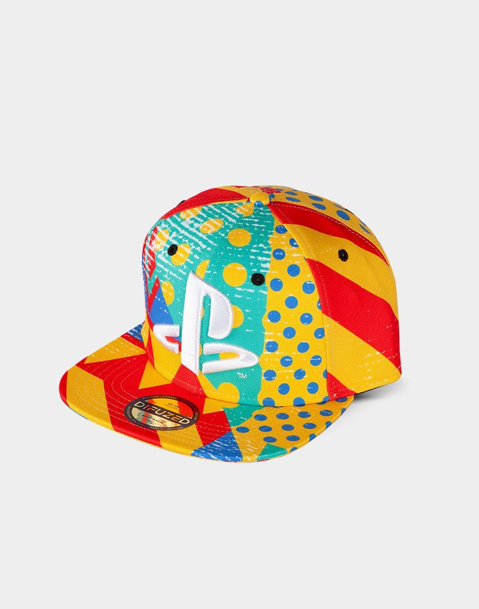 PLAYSTATION - All Over - Casquette_2