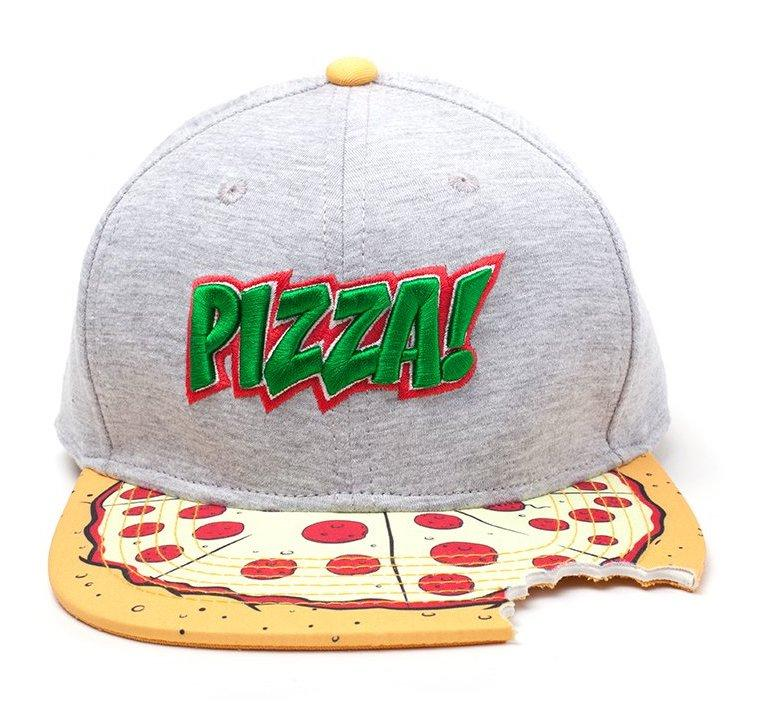 TMNT - Casquette Pizza With Cut Out