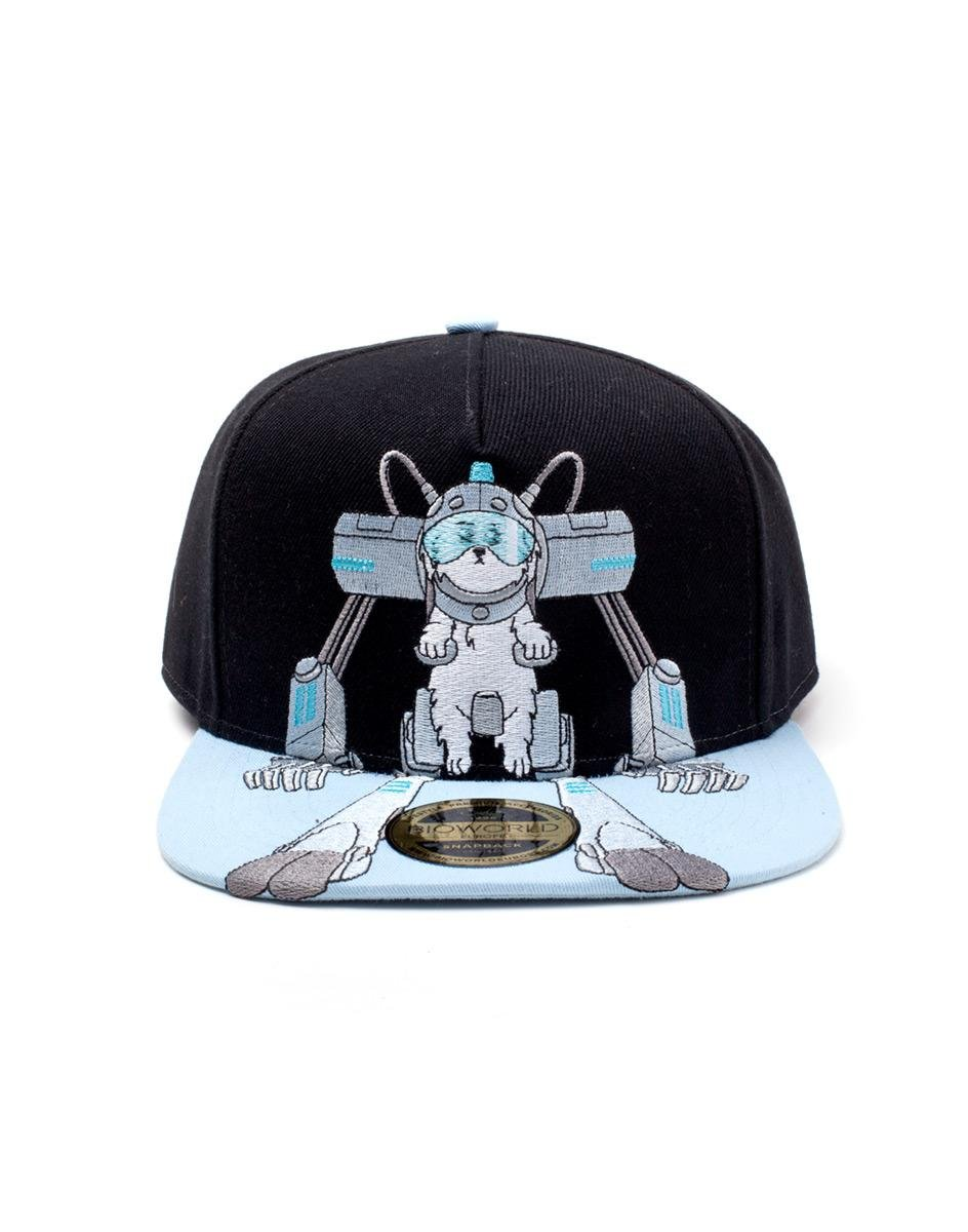 RICK & MORTY - Casquette Snowball