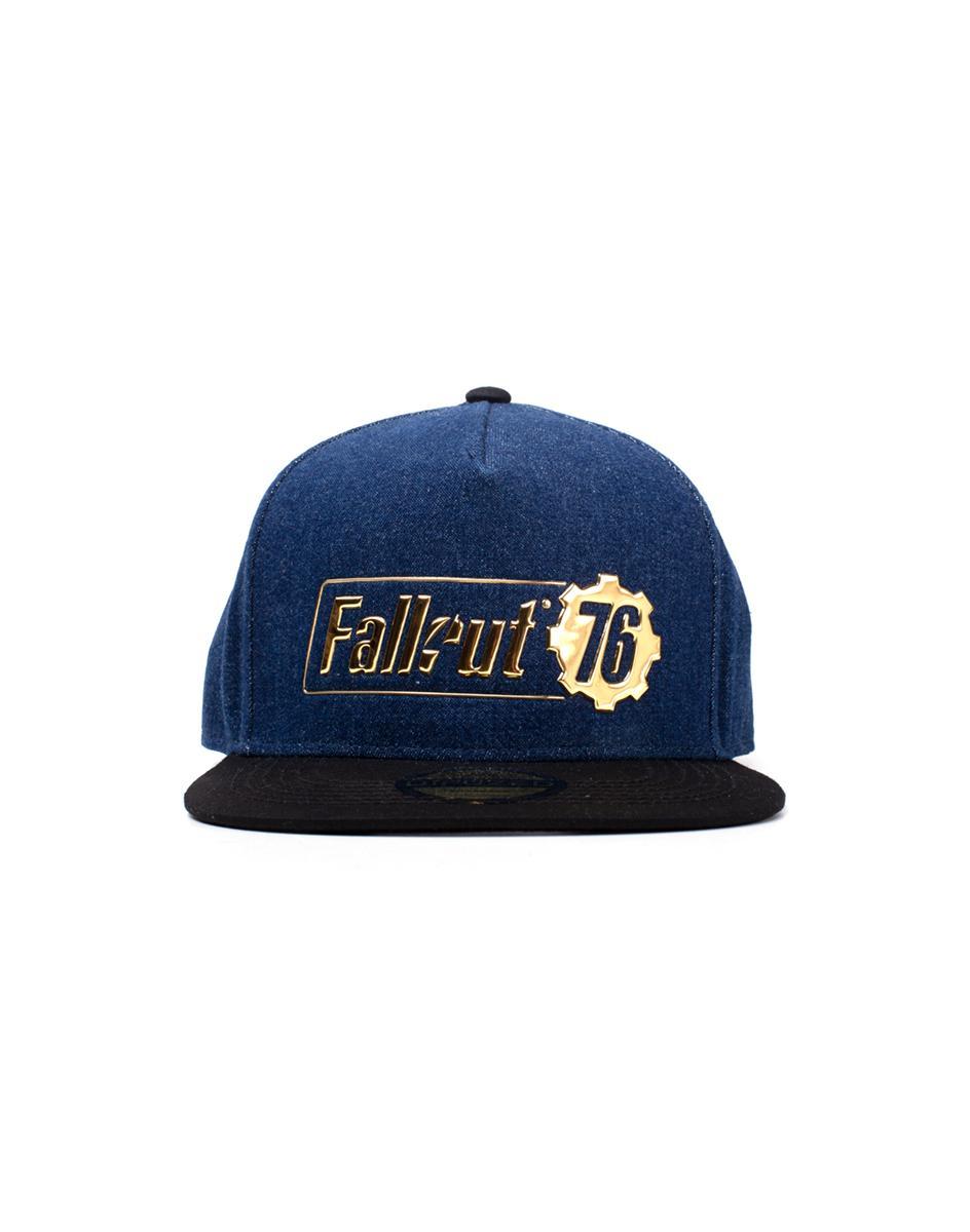 FALLOUT 76 - Fallout Logo Badge Snapback