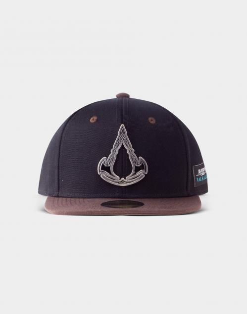 ASSASSIN'S CREED VALHALLA - Metal Badge- Casquette