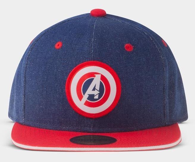 MARVEL - Avengers Denim - Casquette_1