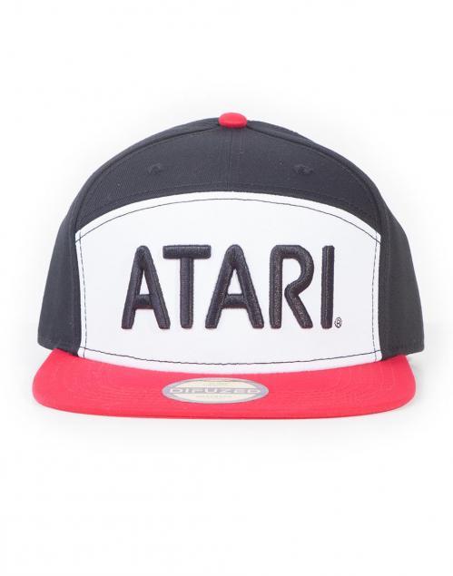 ATARI - Casquette Snapback - Retro Colorblock