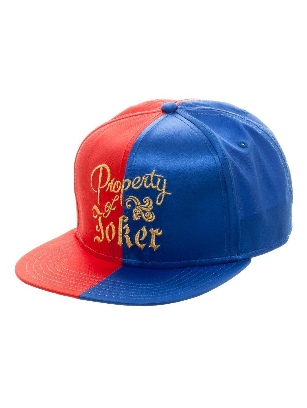 SUICIDE SQUAD - Casquette Property of Joker Satin