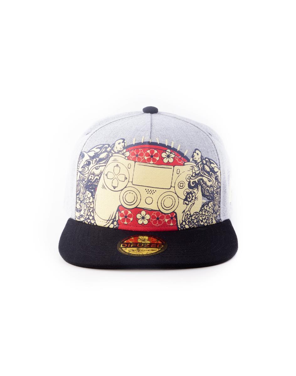 PLAYSTATION - Japanese style - Casquette_1