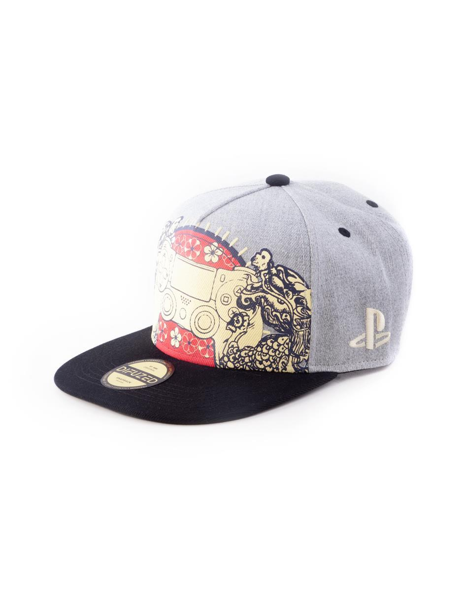 PLAYSTATION - Japanese style - Casquette_2