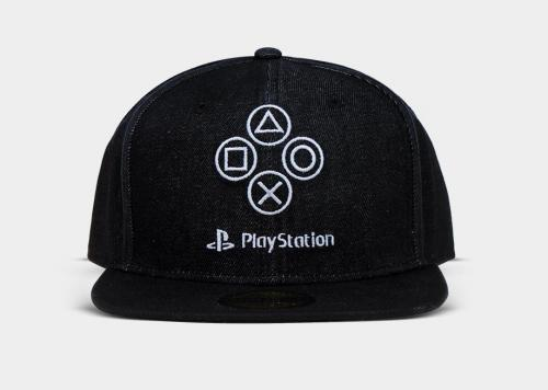PLAYSTATION - Denim Symbols - Casquette