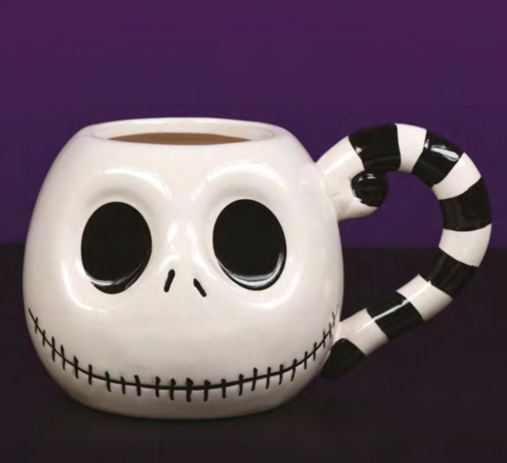 NIGHTMARE BEFORE CHRISTMAS - Mug Shaped 3D - Jack's Head