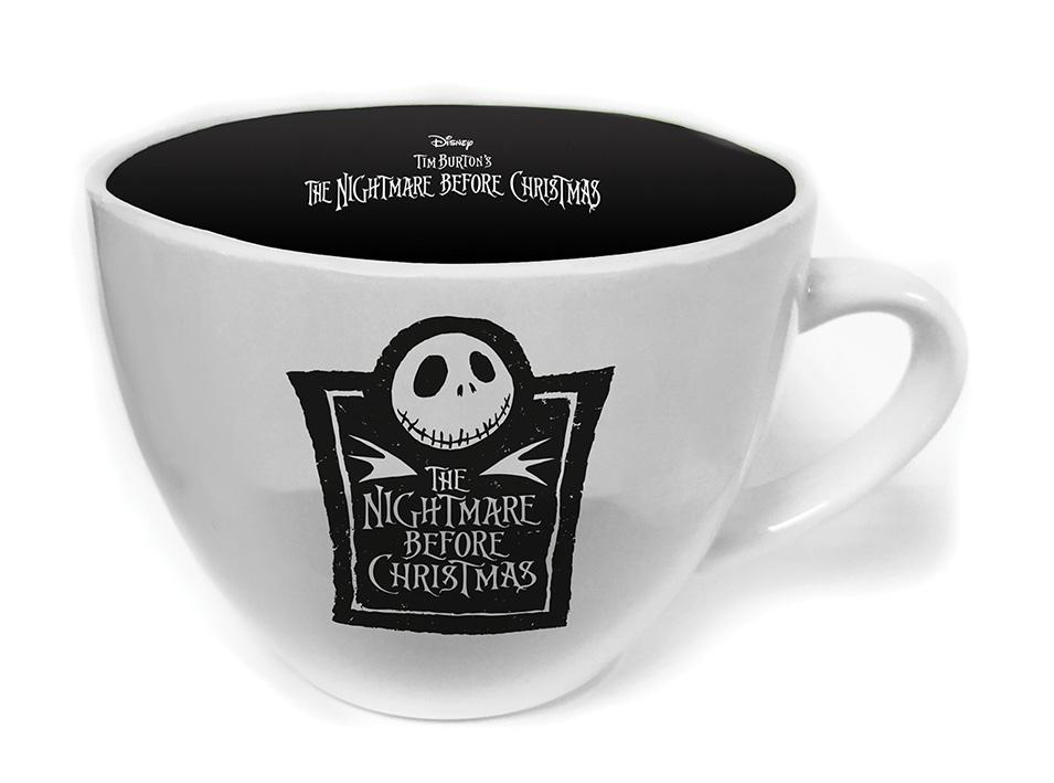 NIGHTMARE BEFORE CHRISTMAS - Cappuccino Mug 630 ml