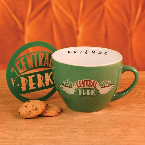 FRIENDS - Central Perk Green - Mug 630ml