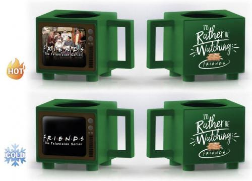 FRIENDS - Rather Be Watching - Mug thermoréactif 500ml