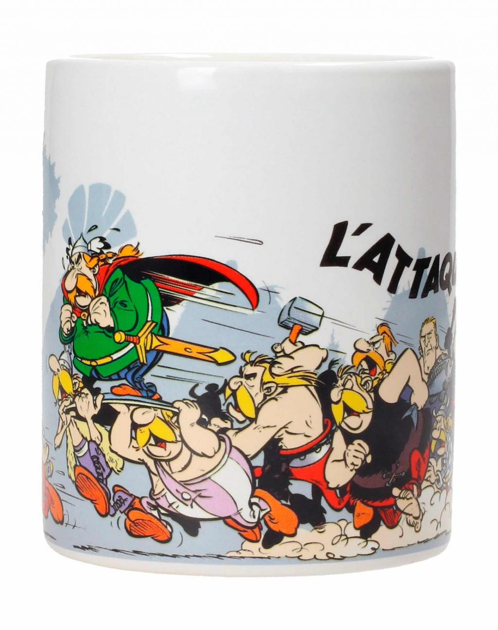 ASTERIX - Mug - Group Run