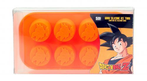 DRAGON BALL - Plateau à glaçons souple - Goku