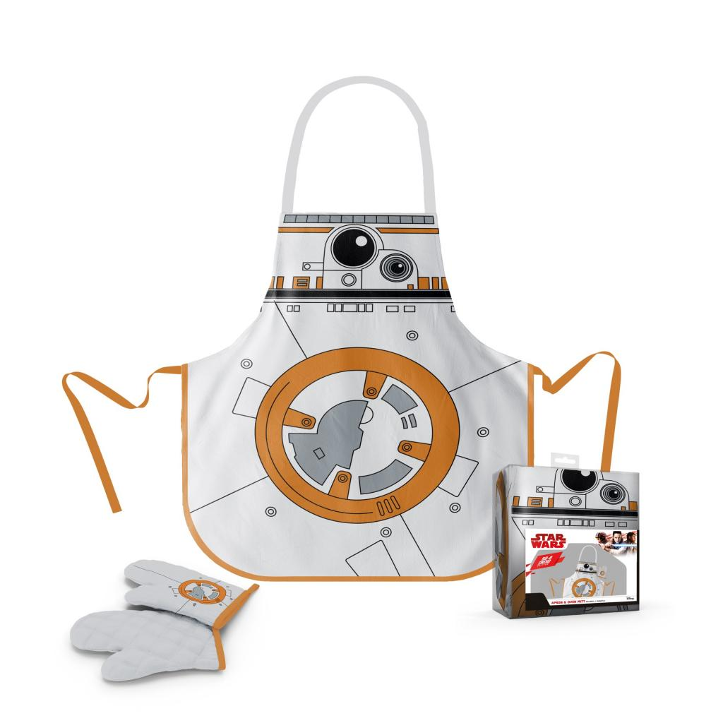 STAR WARS - Tablier et Gant - BB-8 (PLASTIC BOX)
