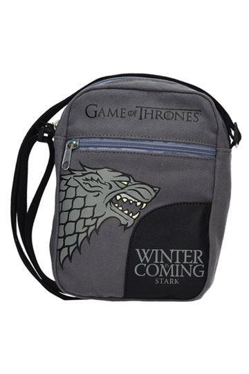 GAME OF THRONES - Mini Messenger Bag 17 x 23 cm - Stark