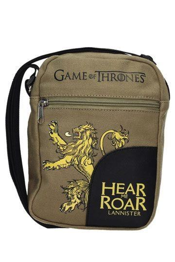 GAME OF THRONES - Mini Messenger Bag 17 x 23 cm - Lannister