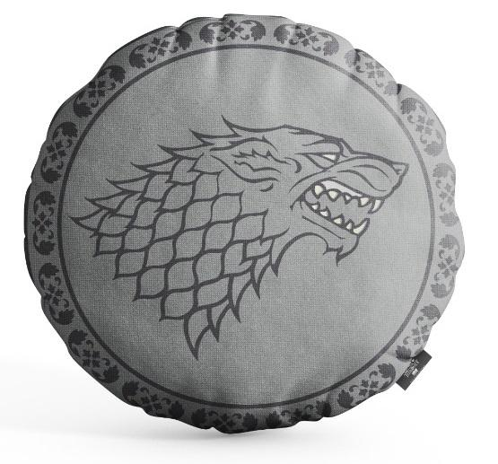 GAMES OF THRONES - Coussin - House Stark_1