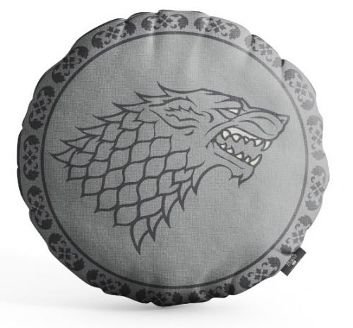 GAMES OF THRONES - Coussin - House Stark