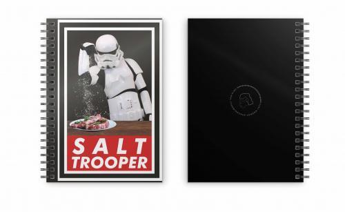STAR WARS - Salt Trooper - Cahier spirale A5