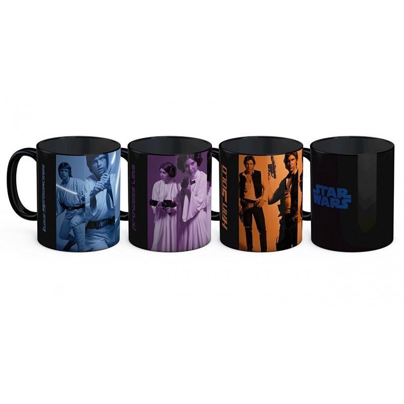STAR WARS VIII - Set of 4 Espresso Mugs (Rebel)_2