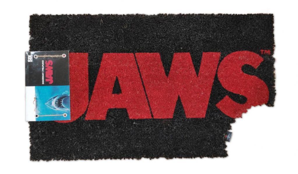 JAWS - Paillasson - Logo