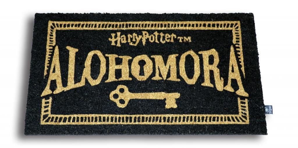 HARRY POTTER - Paillasson 43x72 - Alohomora
