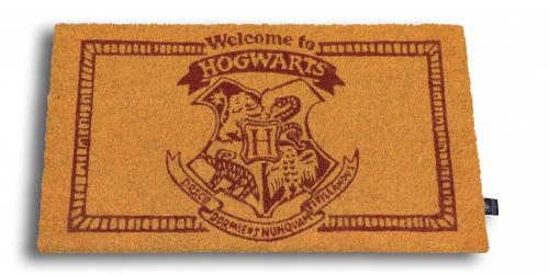 HARRY POTTER - Paillasson 43x72 - Welcome to Hogwarts