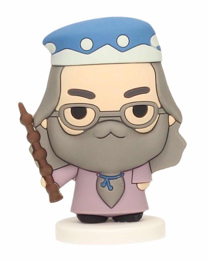 HARRY POTTER - Rubber Mini Figure 6cm - Dumbledore_1