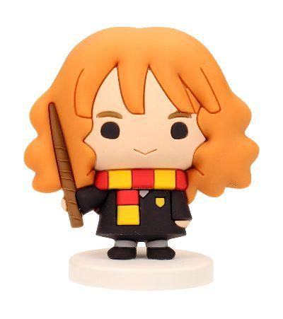 HARRY POTTER - Rubber Mini Figure 6cm - Hermione