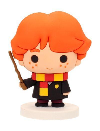 HARRY POTTER - Rubber Mini Figure 6cm - Ron