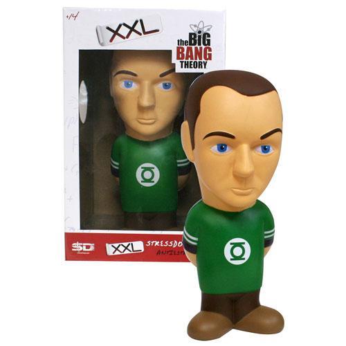 BIG BANG THEORY - Sheldon Cooper XXL Giant Stress Doll - 40cm