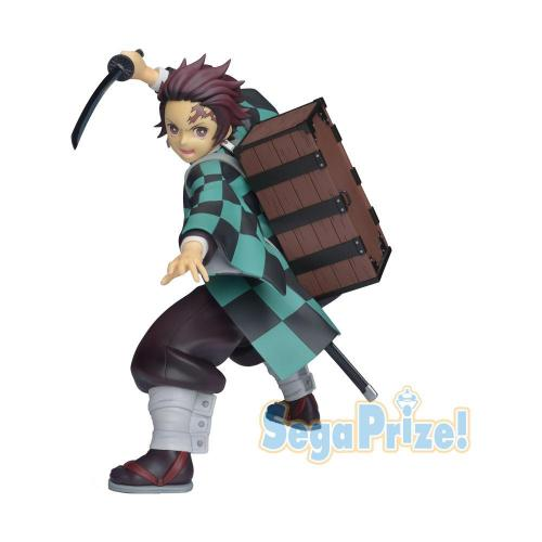 DEMON SLAYER - Kamado Tanjiro - Figurine Sega Prize 20cm