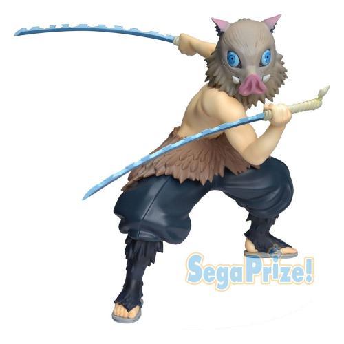 DEMON SLAYER - Inosuke Hashibira - Figurine Sega Prize 16cm