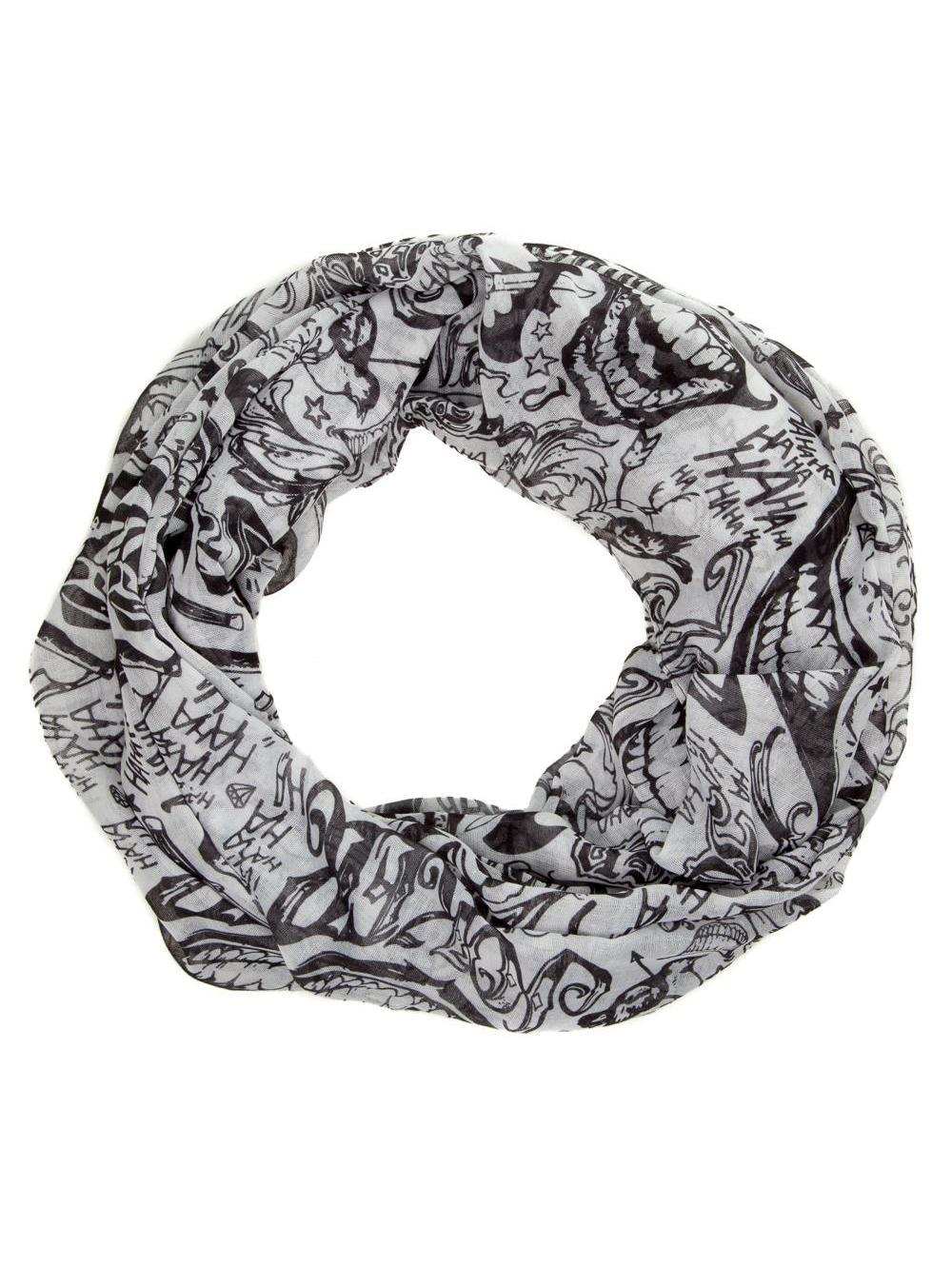 SUICIDE SQUAD - Foulard - Tattoo Infinity