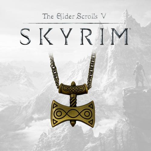 SKYRIM - Amulet of Talos - Collier édition limitée