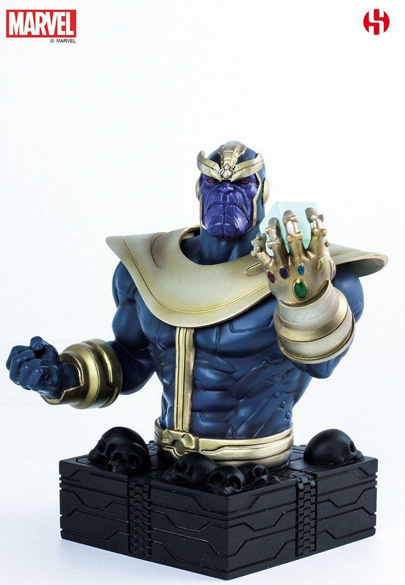 MARVEL - Buste - Thanos The Mad Titan - 16cm_1