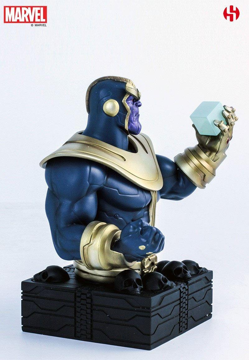 MARVEL - Buste - Thanos The Mad Titan - 16cm_2