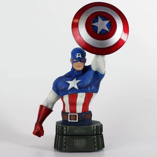 MARVEL - Buste - Captain America - 26cm