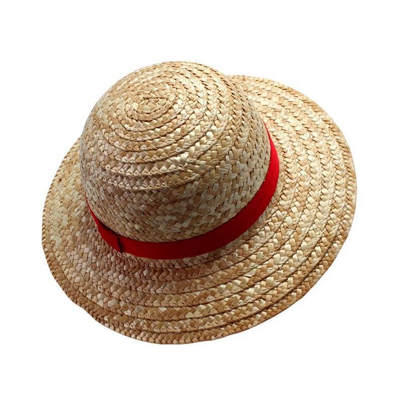 ONE PIECE - Chapeau de paille Luffy - Taille Enfant