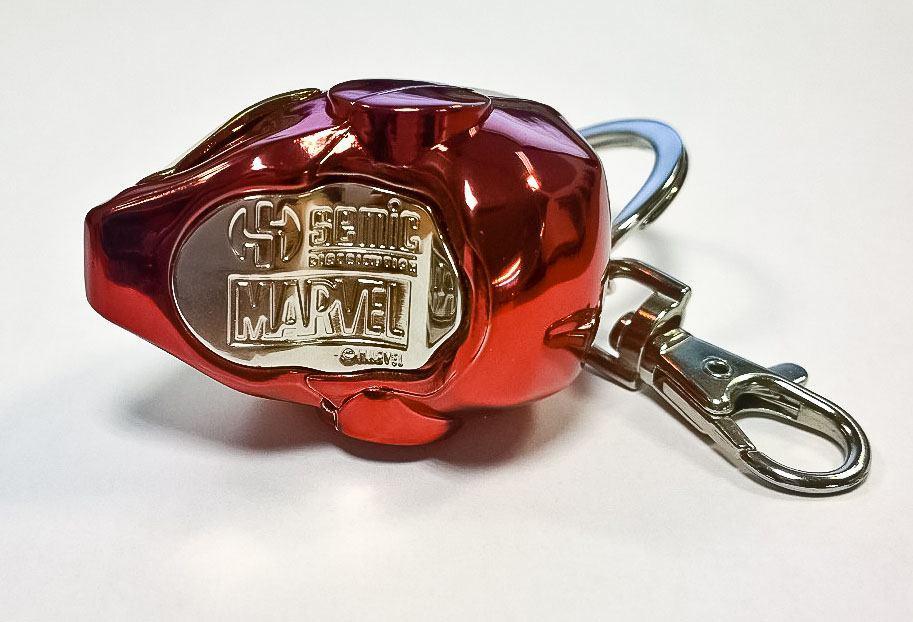 MARVEL - 3D Metal Keychain Blister Box - Iron Man Helmet_2