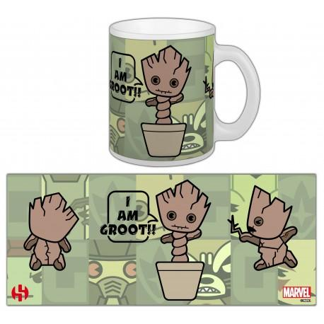 MARVEL - Mug - Guardians of the Galaxy 2 - Kawai Baby Groot